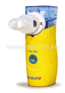 MESH-небулайзер B.Well  WN-114 семейный