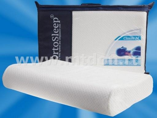 Ортопедическая подушка OrtoSleep Classic