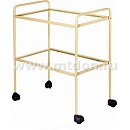 Стол инструментальный, двух- или трехполочный