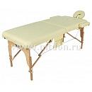 Массажный стол JF-AY01 2-х секционный (МСТ-003Л)