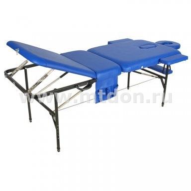 Массажный стол  стальной JFST02 (МСТ104Л/114Л)