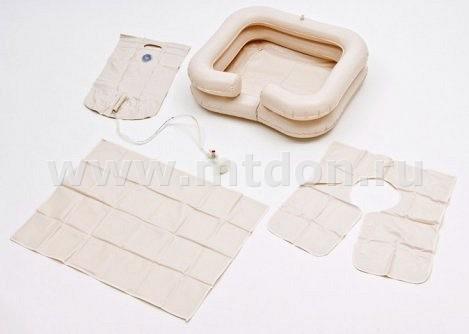 Комплект для мытья головы лежачего