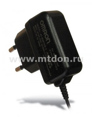 Фото: адаптер для автоматических тонометров OMRON