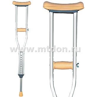 Подмышечный костыль (под рост 180—200 см)  :: Подмышечный костыль (под р.180—200 см) арт.10023