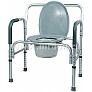 Кресло-туалет (д/полных людей) арт. 10589