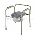 Кресло-туалет складной 10580