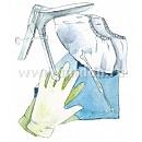 «Набор гинекологический одноразовый стерильный НГО -4«Гекса»