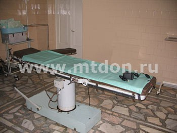 одеяло-обогреватель ООТМН-01 50х170 см для операционного стола
