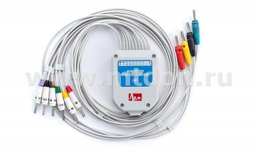 Электрокардиограф регистратор  крп-01
