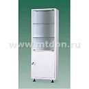Шкаф медицинский одностворчатый ШМ-1