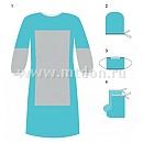 Комплекты одежды для хирургов